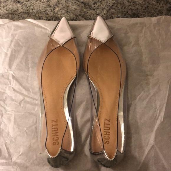 SCHUTZ Shoes   Schutz Clearly